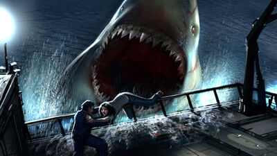 Jason Statham to Fight a Giant Shark in 'Meg'