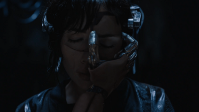 'Ghost in the Shell' Super Bowl Spot