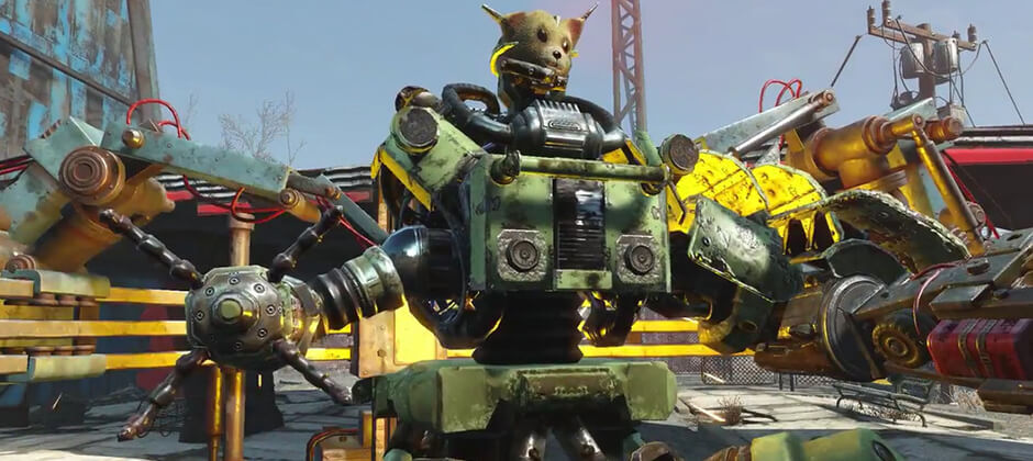 Fallout_4_Robot_Workshop_Guide - Heads