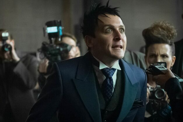 Watch full episodes of Gotham this fall on Hulu