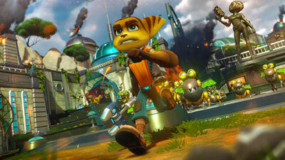 Five Reasons 'Ratchet & Clank' Will Be a Blast