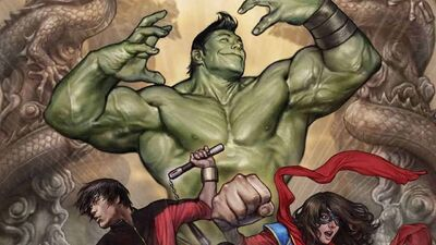 Why the Hulk's Most Important Battle Was for the Dinner Bill