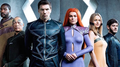 First Look at Marvel's 'Inhumans' TV Show Draws Savage Fan Reaction