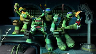 NYCC: Talking TMNT on Nick with Rob Paulsen and Kevin Michael Richardson