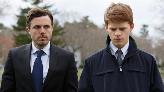 Lucas Hedges, Casey Affleck Manchester By The Sea