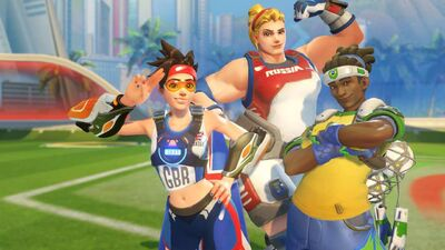 5 More Sports for 'Overwatch' Olympics