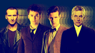 5 Life Lessons I Learned From Doctor Who