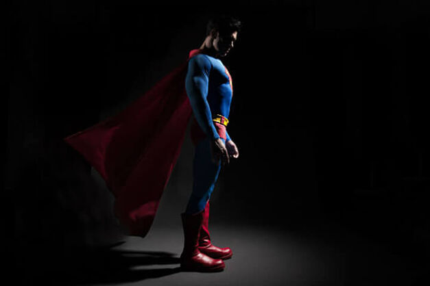 Superman Cos
