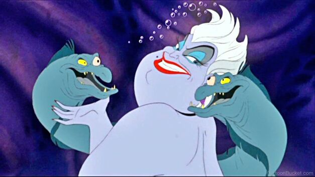 Ursula from 'The Little Mermaid'