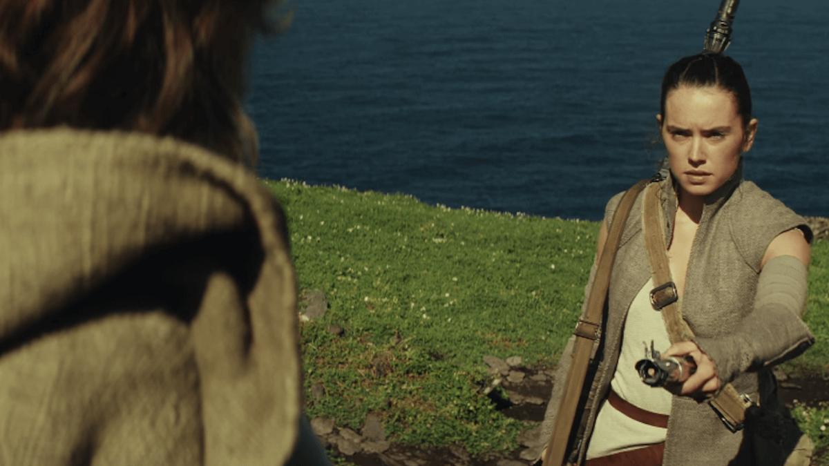 Luke Rey Episode VIII