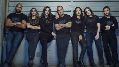 'Agents of SHIELD' Comes Full Circle in Heartbreaking Season Finale