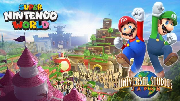 universal super nintendo world