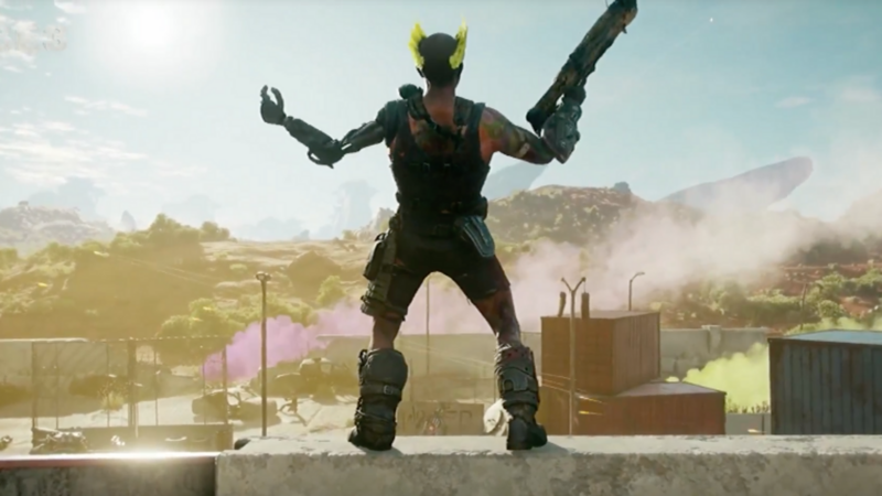 Bethesda Changed the Way Avalanche Did Production for 'Rage 2' | FANDOM