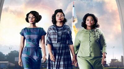 Box Office: 'Hidden Figures' Soars to Rule MLK Weekend
