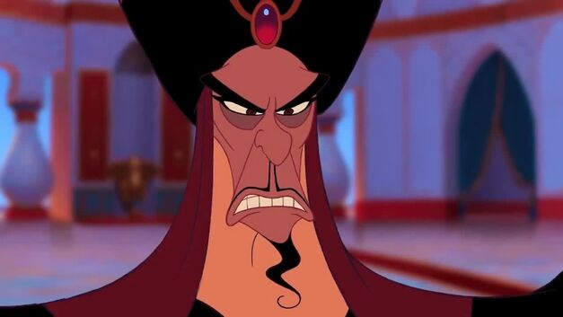 Jafar from 'Aladdin'