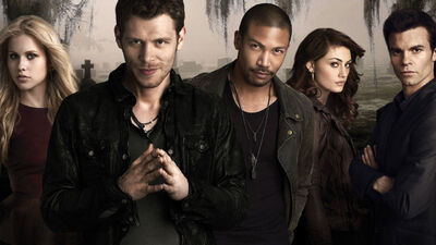 'The Originals' Cast Say a Tearful Goodbye