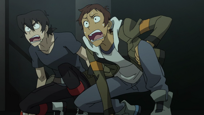 5 Moments in 'Voltron' That All But Confirm Klance