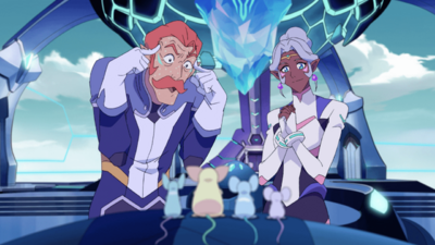 Why 'Voltron' Is So Mind-Bendingly Eye-Opening