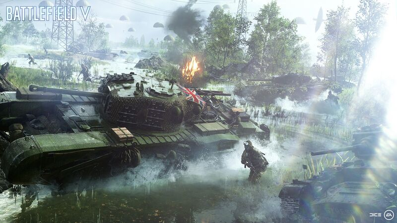 Battlefield V Conquest