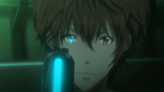 Psycho Pass screenshot