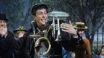 UPDATE: Dick Van Dyke Isn't Playing Bert in 'Mary Poppins Returns'