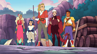 'She-Ra' Creator on Delivering a Satisfying Ending