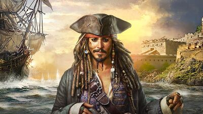 'Pirates of the Caribbean: Tides of War' Is Out Now, So You Can Basically Be Jack Sparrow