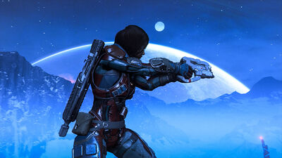 'Mass Effect Andromeda' Review - A Bumpy Voyage to a New Frontier