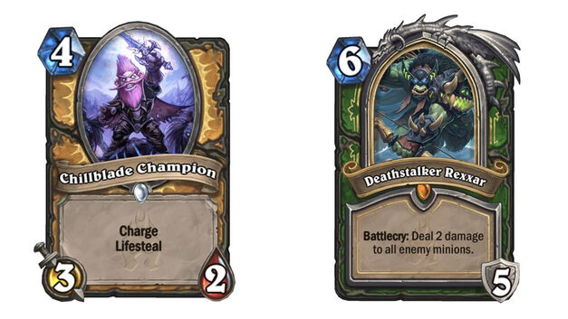 new Hearthstone expansion