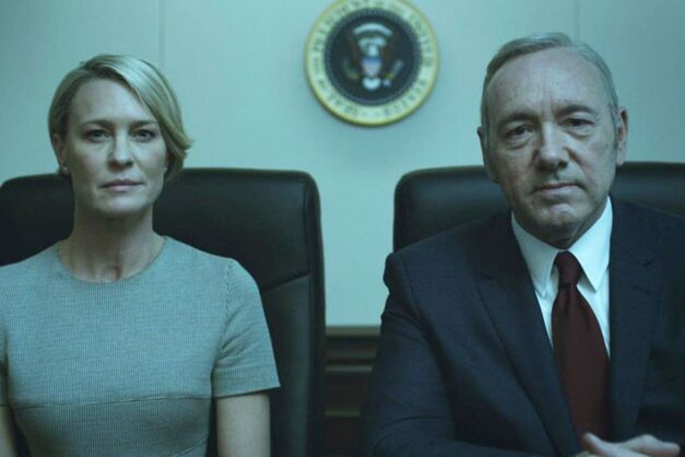 house of cards frank underwood claire underwood