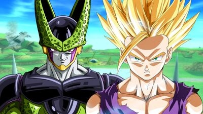 'Dragon Ball Z' Should Have Ended With the Cell Saga
