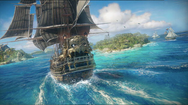 Skull & Bones Will Feature A Single-Player Campaign