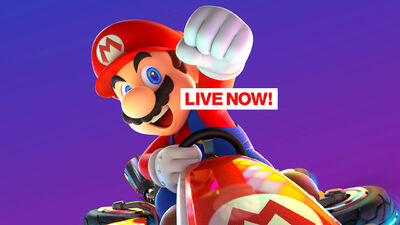Play Mario Kart 8 Deluxe With Fandom LIVE!