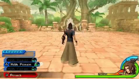 Kingdom Hearts Deleted Jungle Book
