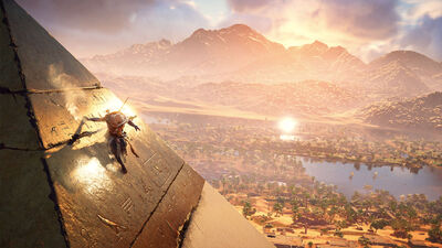 'Assassin's Creed: Origins' Changes Traversal, Has RPG Elements and Tombs