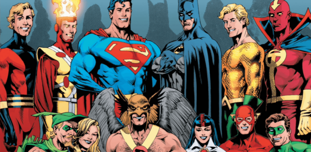 Justice League Identity Crisis Teams