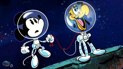 Space Mouse: Disney Goes to the Stars