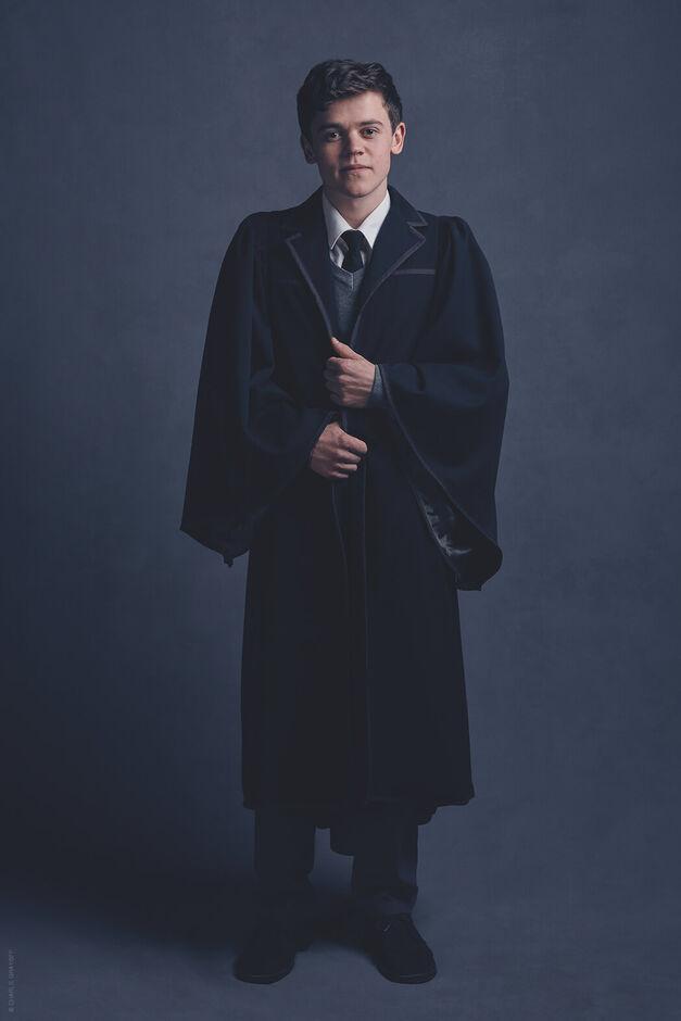 Albus Potter (Sam Clemmett)