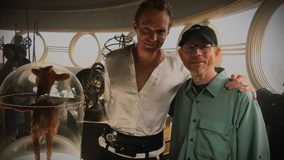 UPDATE: That's a Wrap For Paul Bettany on the Han Solo Movie