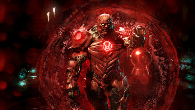 Injustice 2 Roster Atrocitus Red Lantern