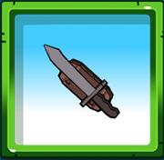 Treetrunk's Dagger A