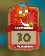 Uncommon Boomerang Thrower