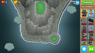 Empty Peninsula