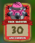Uncommon Tack Shooter
