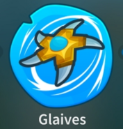 Glaives BTD6 Icon