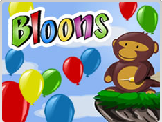 Bloons Logo full