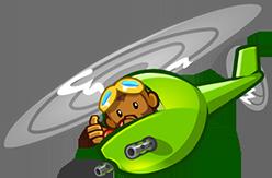Heli Pilot Icon