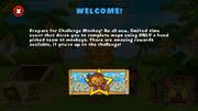 Challenge Monkey intro