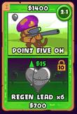 Card Sniper Monkey 2-1
