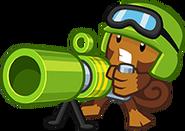 Bazooka Dartling
